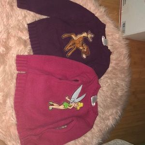 Disney kids sweater